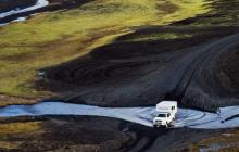 Mývatn - Landmannlaugar