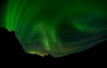 Volcanoes, geothermals & northern lights